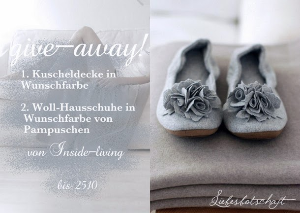 94691004ac Cozy October – give-away! – Liebesbotschaft Blog