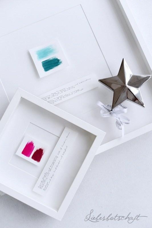 love art diy oder ein weihnachtsgeschenk welches. Black Bedroom Furniture Sets. Home Design Ideas